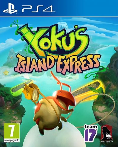 Yoku's Island Express (PS4) - 1