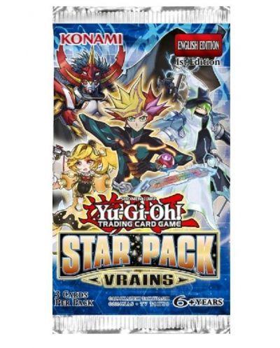 Yu-Gi-Oh Vrains Star Pack - 1