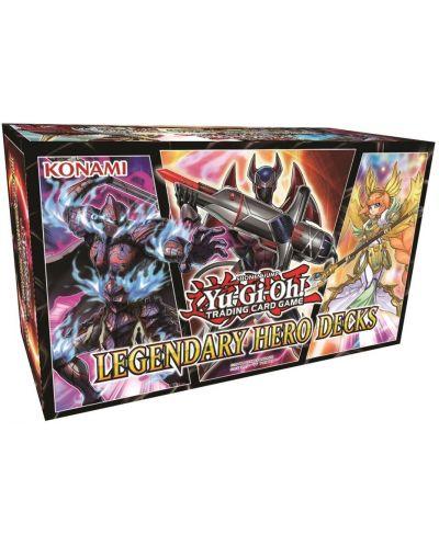 Yu-Gi-Oh! Legendary Hero Decks - 1