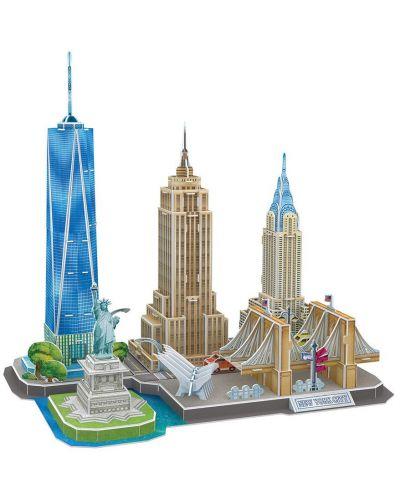 3D Пъзел Revell - Забележителности в Ню Йорк - 1