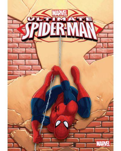 Залепи и играй 1: The Ultimate Spider-Man + 30 стикера - 2