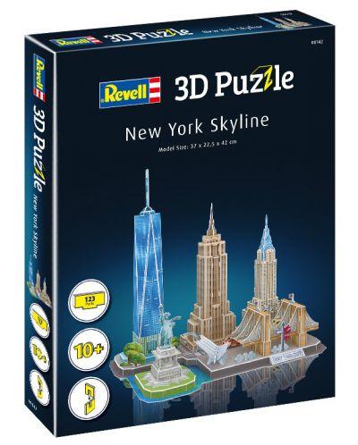 3D Пъзел Revell - Забележителности в Ню Йорк - 2