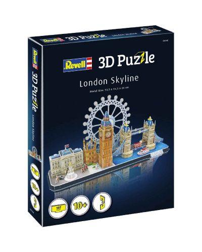 3D Пъзел Revell - Забележителности в Лондон - 2