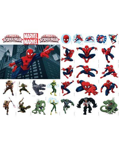 Залепи и играй 3: The Ultimate Spider-Man + 30 стикера - 4