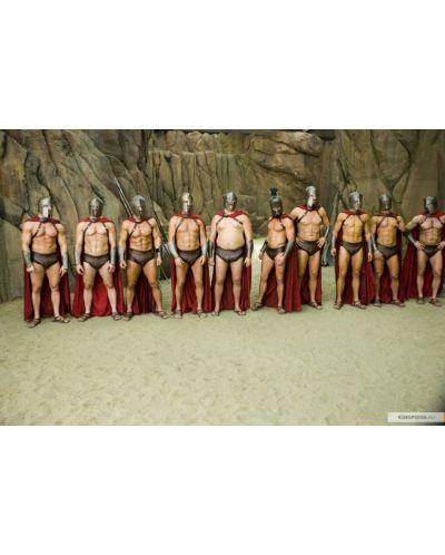 Запознай се със спартанците (DVD) - 4