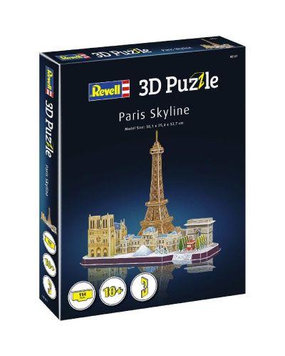 3D Пъзел Revell - Забележителности в Париж - 2