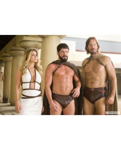 Запознай се със спартанците (DVD) - 3