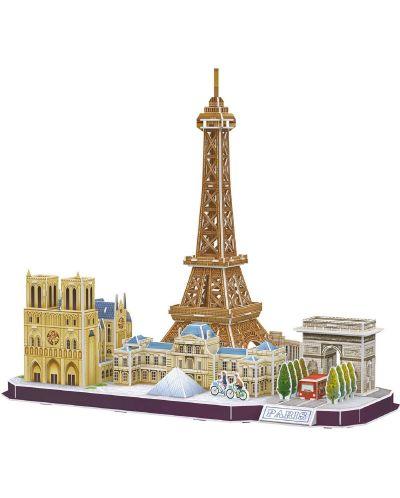 3D Пъзел Revell - Забележителности в Париж - 1