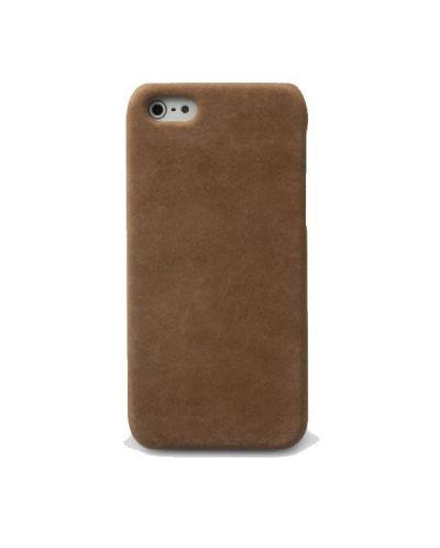 Zenus Prestige Vintage Leather Bar за iPhone 5 -  кафяв - 1