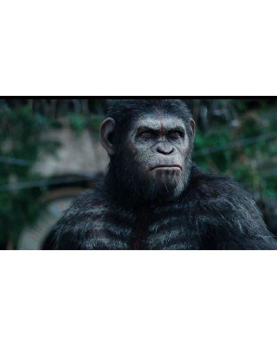 Зората на Планетата на маймуните 3D (Blu-Ray) - 14