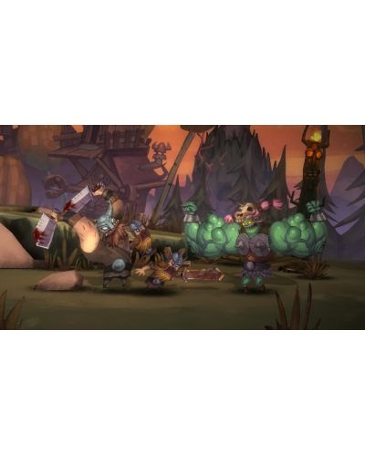 Zombie Vikings: Ragnarok Edition (PS4) - 3
