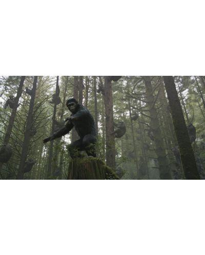 Зората на Планетата на маймуните 3D (Blu-Ray) - 6