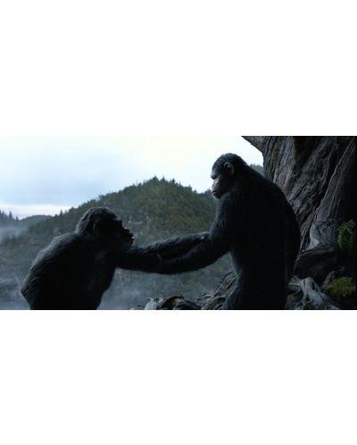 Зората на Планетата на маймуните 3D (Blu-Ray) - 12