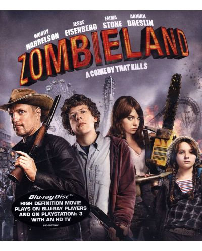 Zombieland (Blu-Ray) - 1