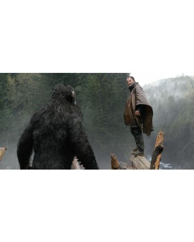Зората на Планетата на маймуните 3D (Blu-Ray) - 16