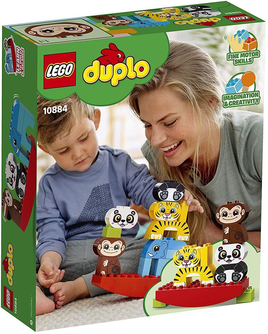 Конструктор Lego Duplo - Моите първи балансиращи животни (10884) - 5