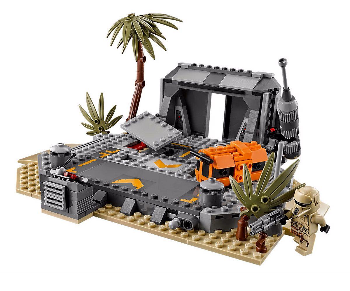 Конструктор Lego Star Wars - Битка на Scarif (75171) - 3