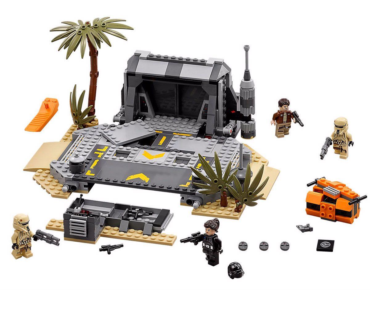 Конструктор Lego Star Wars - Битка на Scarif (75171) - 2