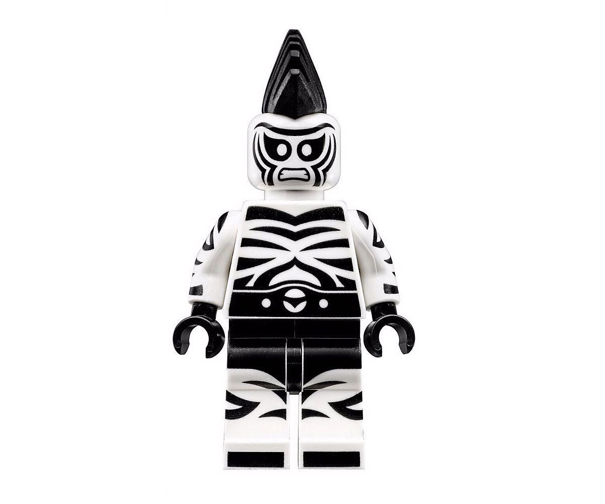 Конструктор Lego Batman Movie - Килър Крок, Oпашата кола (70907) - 9
