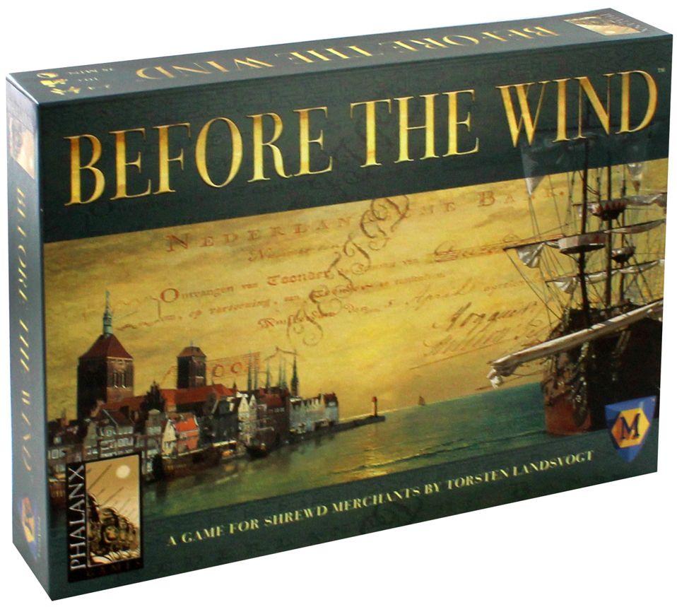 Настолна стратегическа игра Before The Wind - 1