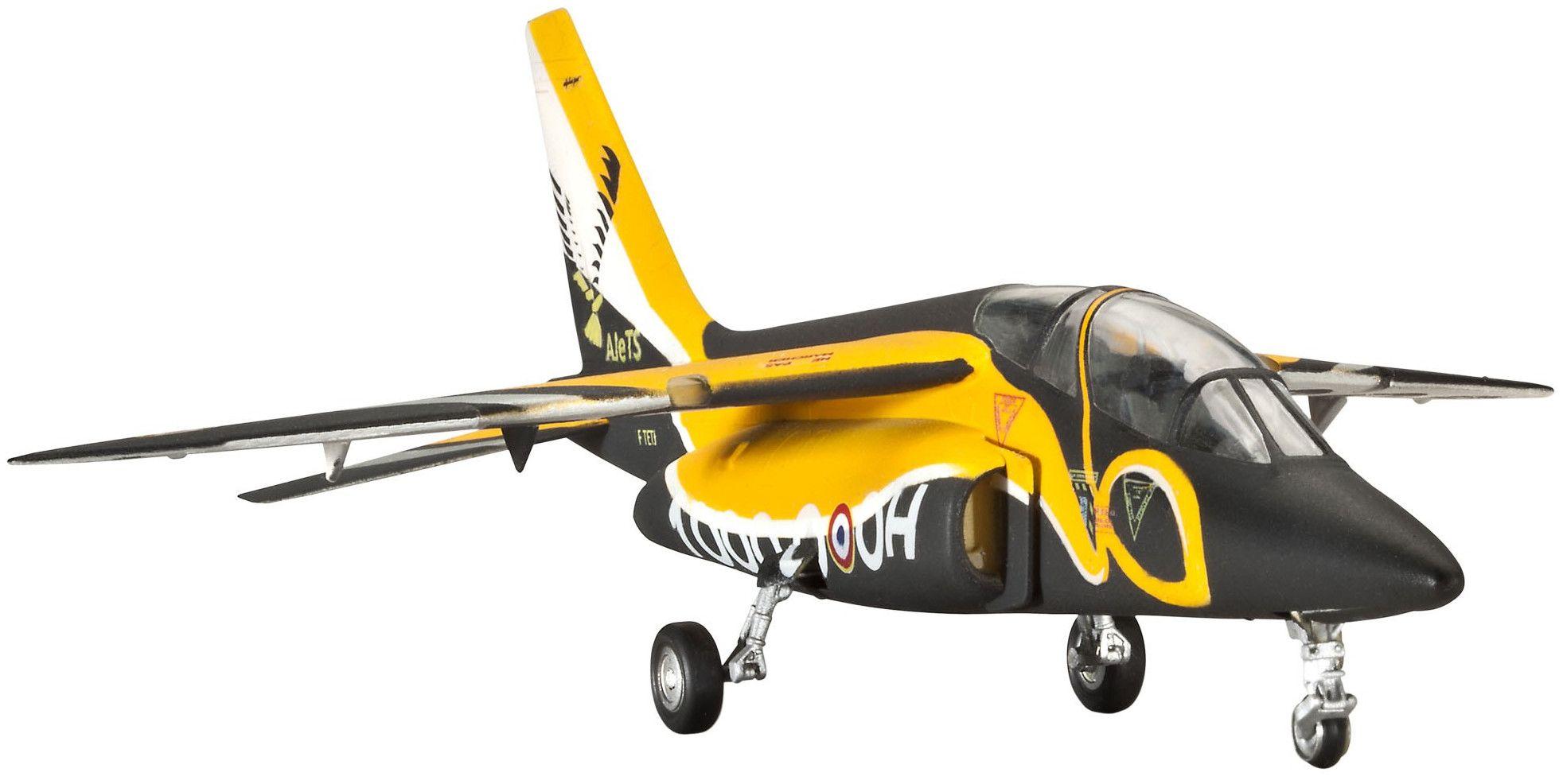 Сглобяем модел на военен самолет Revell - Dassault Dornier Alpha Jet E (03995) - 1