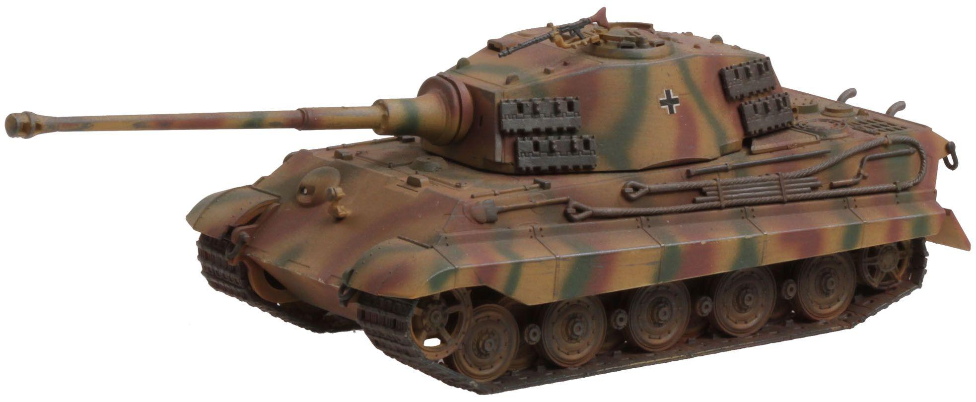 Сглобяем модел на танк Revell - Tiger II Ausf. B (03129) - 1