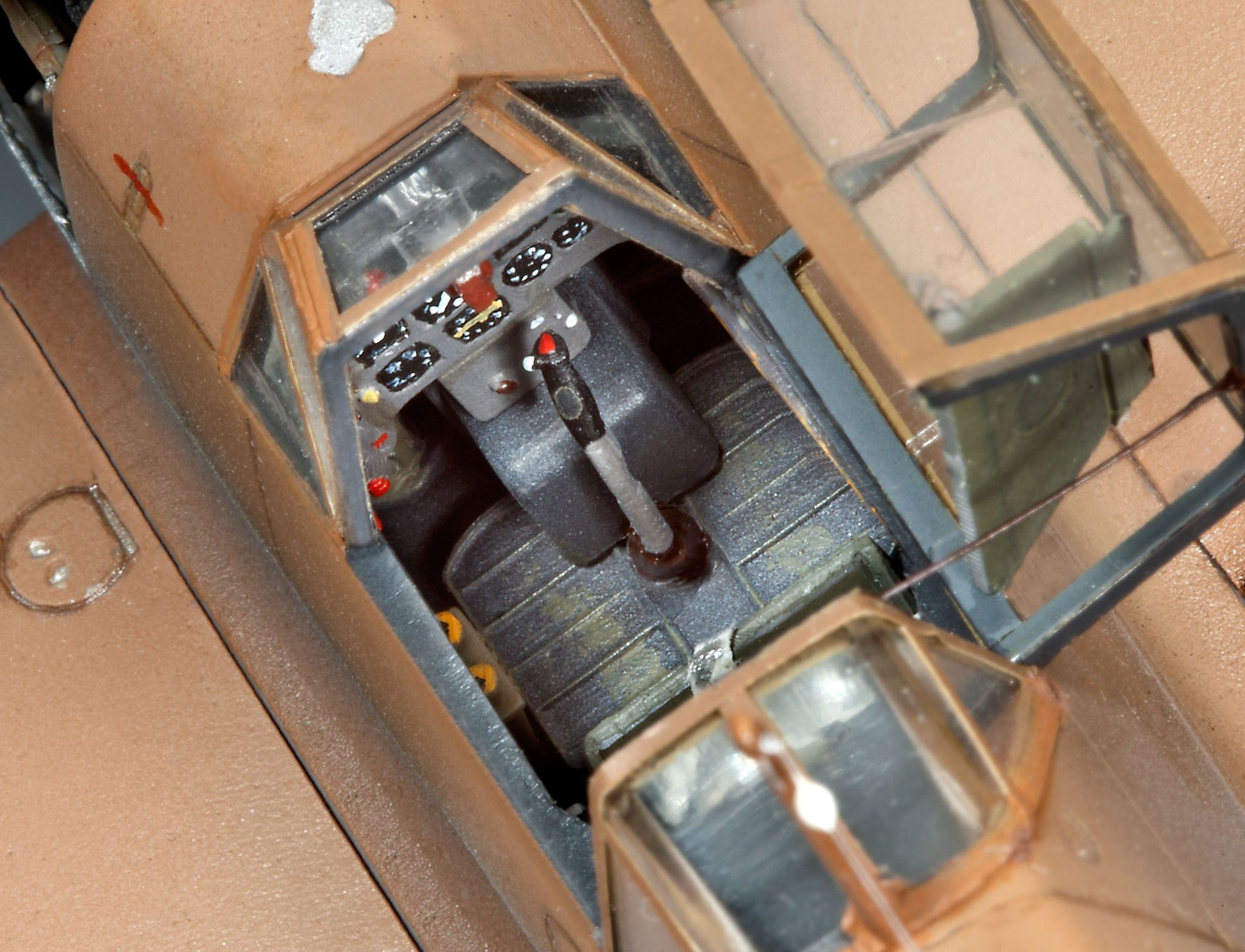Сглобяем модел на военен самолет Revell Messerschmitt - Bf109 F-2/4 (04656) - 3