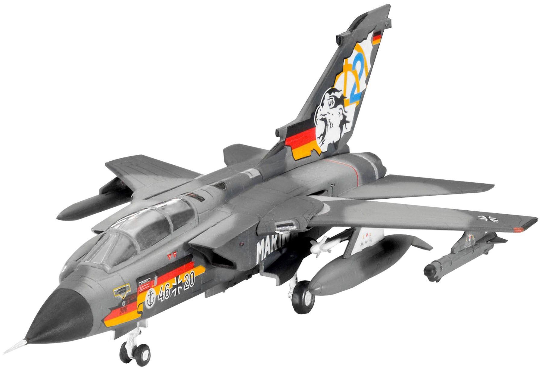 Сглобяем модел на военен самолет Revell - Tornado IDS (04030) - 1