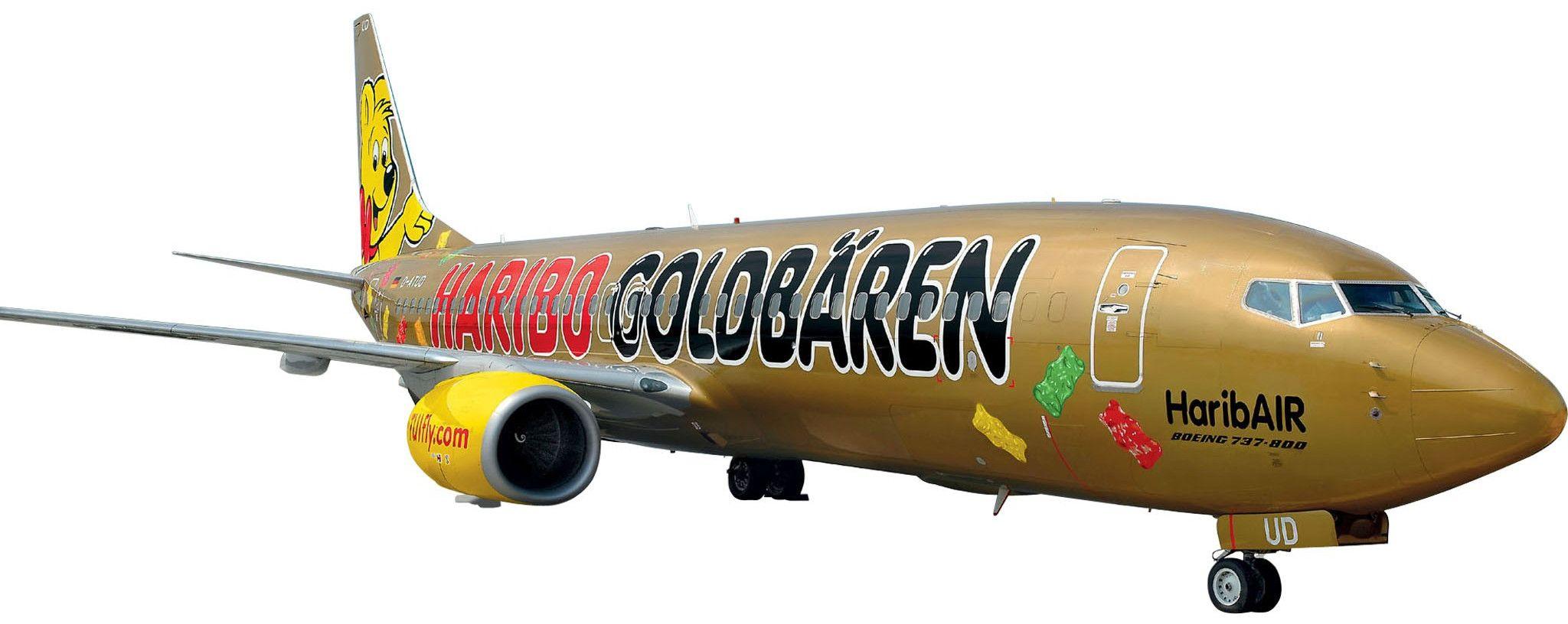 Сглобяем модел на самолет Revell - Boeing 737-800 TUIfly Haribo (04271) - 1