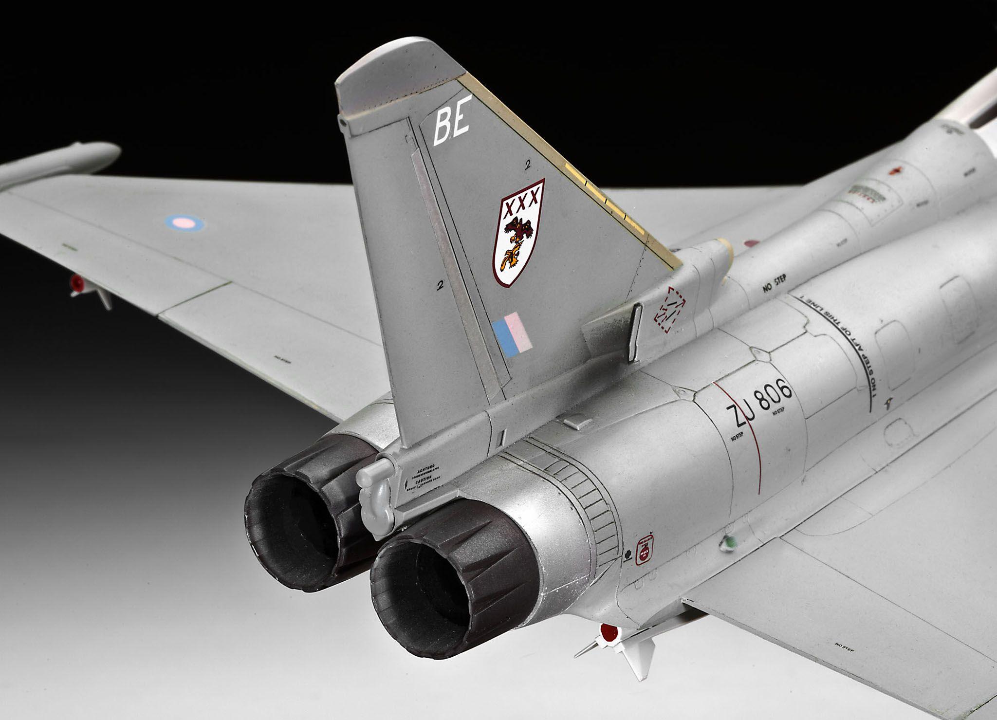 Сглобяем модел на изтребител Revell - EUROFIGHTER TYPHOON twin seater (04689) - 5