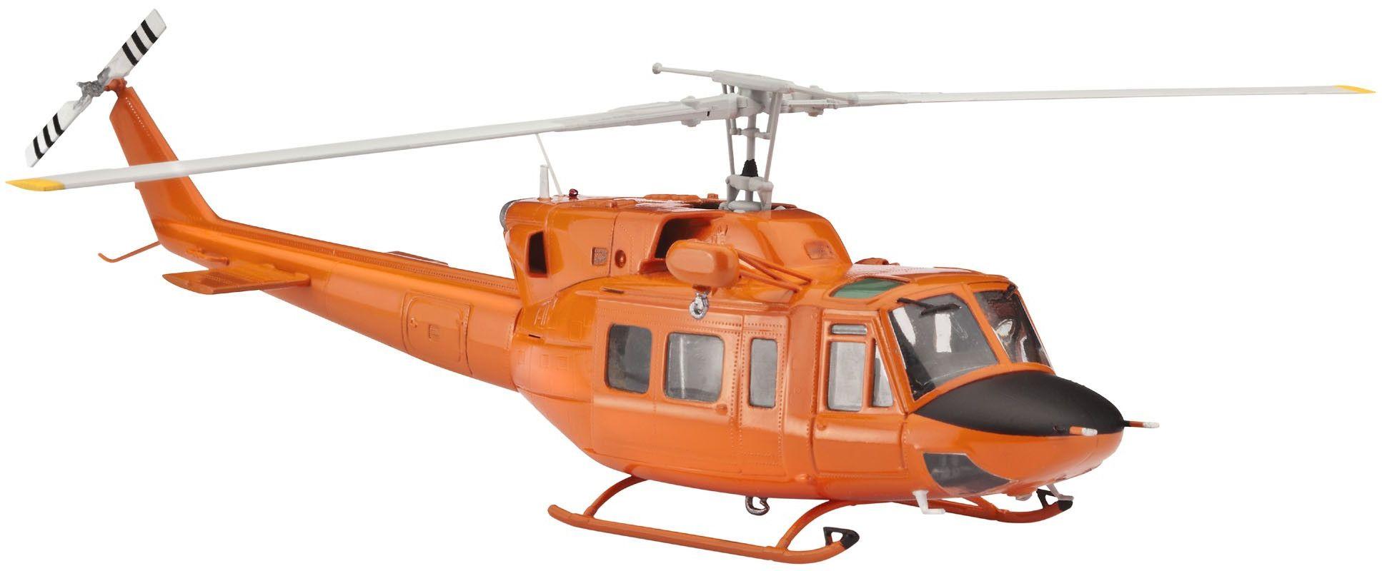 Сглобяем модел на хеликоптер Revell - Bell AB 212 / UH-1N (04654) - 1