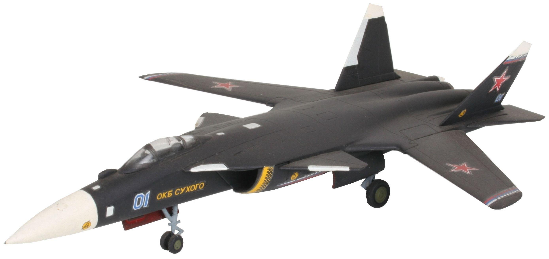 Сглобяем модел на военен самолет Revell - Suchoj S-37 Berkut (04000) - 1