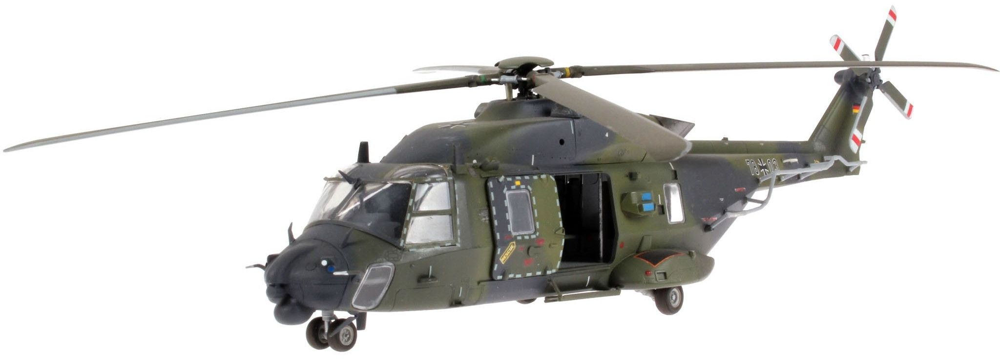 Сглобяем модел на военен хеликоптер Revell - NATO-Helicopter NH90 TTH (04489) - 1