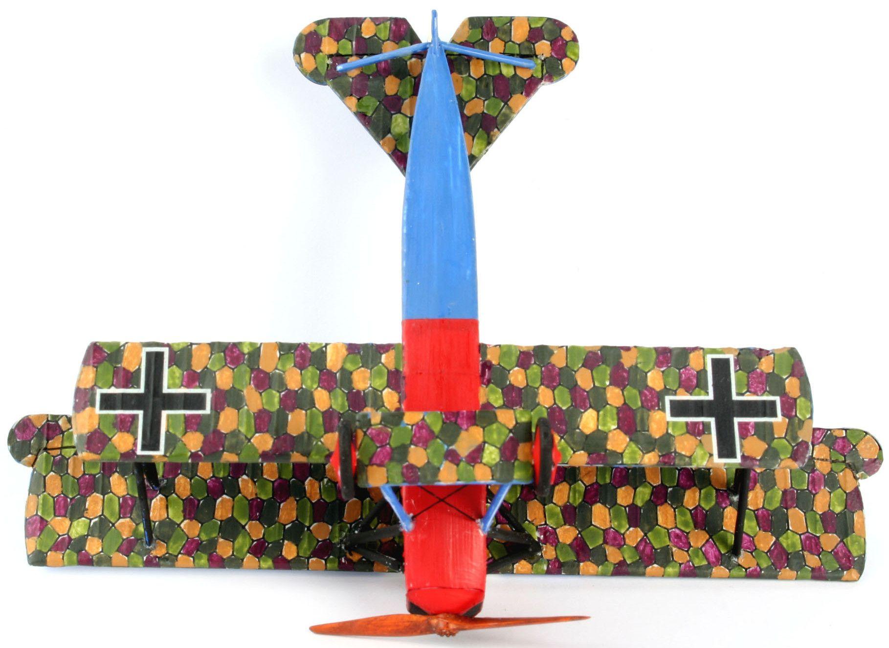 Сглобяем модел на военен самолет Revell - Fokker D VII (04194) - 5