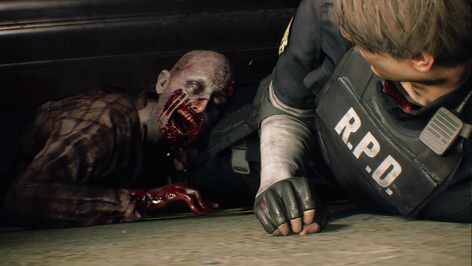 Resident Evil 2 Remake (PC) - 5