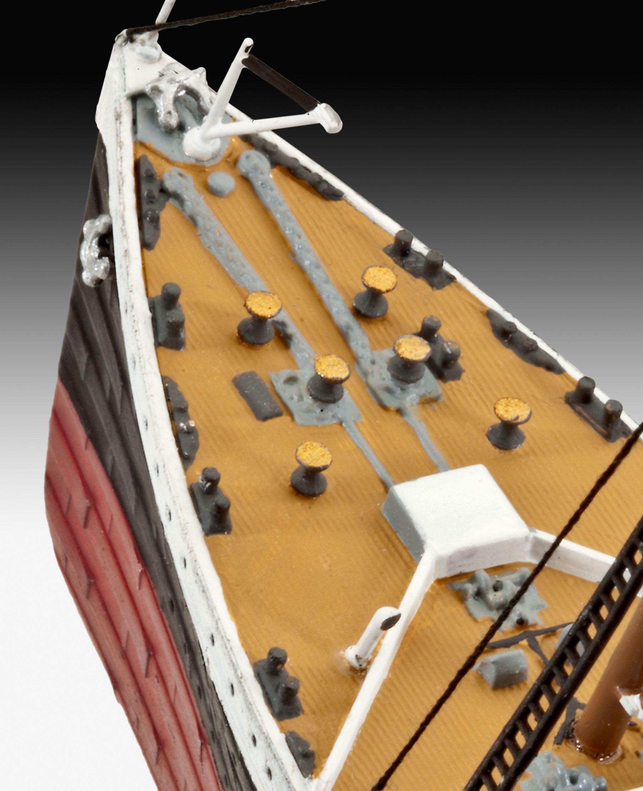 Сглобяем модел на пътнически кораб Revell - R.M.S. TITANIC (05210) - 7