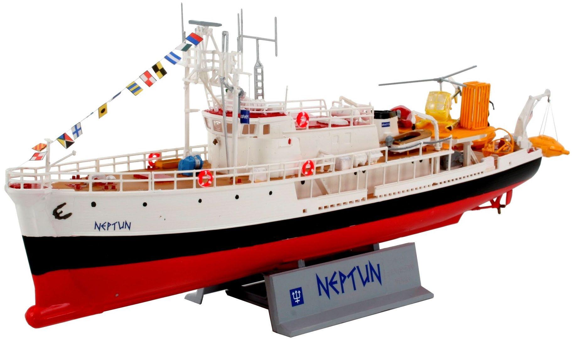 Сглобяем модел на изследователски кораб Revell - Exploration Vessel (05101) - 1