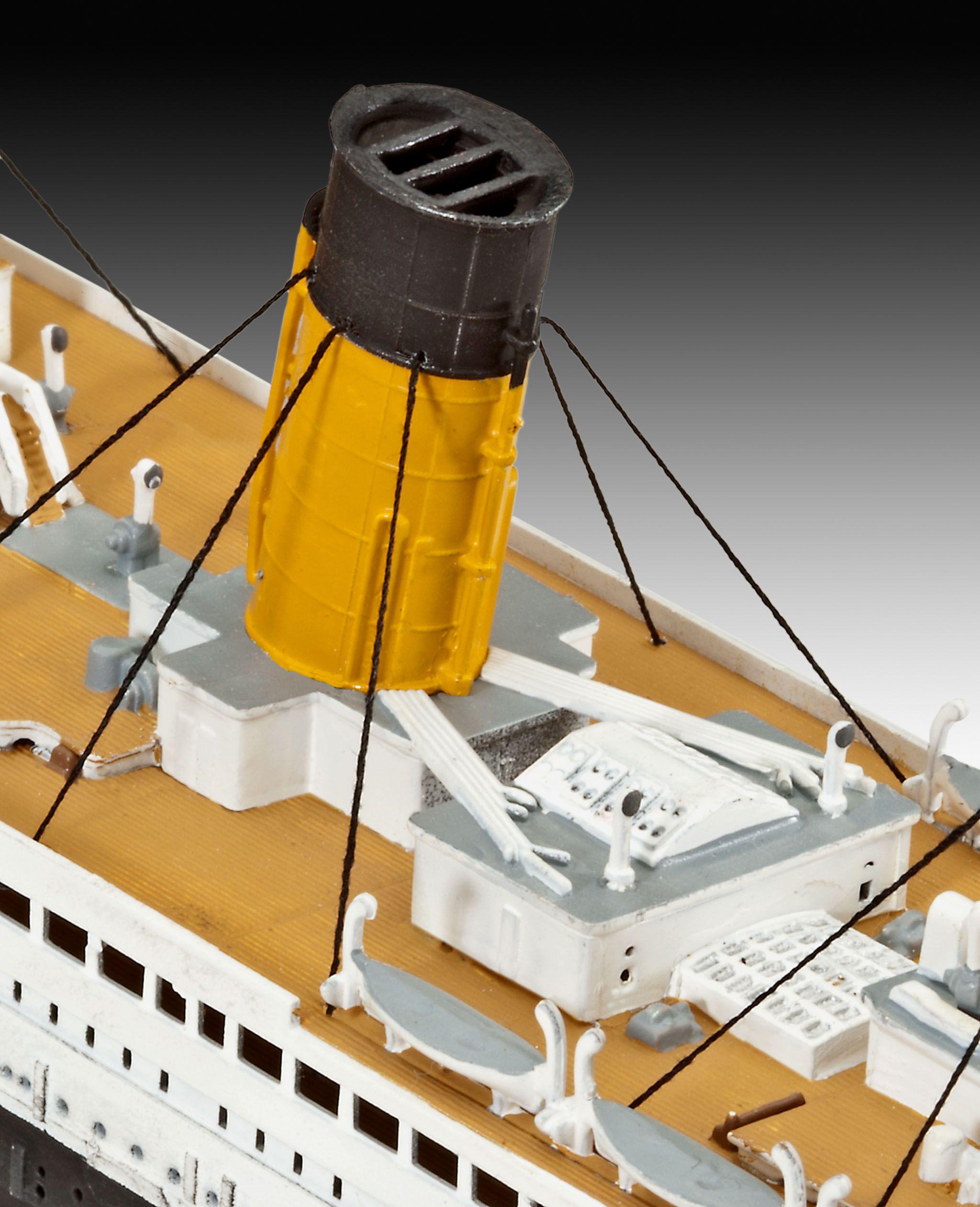 Сглобяем модел на пътнически кораб Revell - R.M.S. TITANIC (05210) - 5