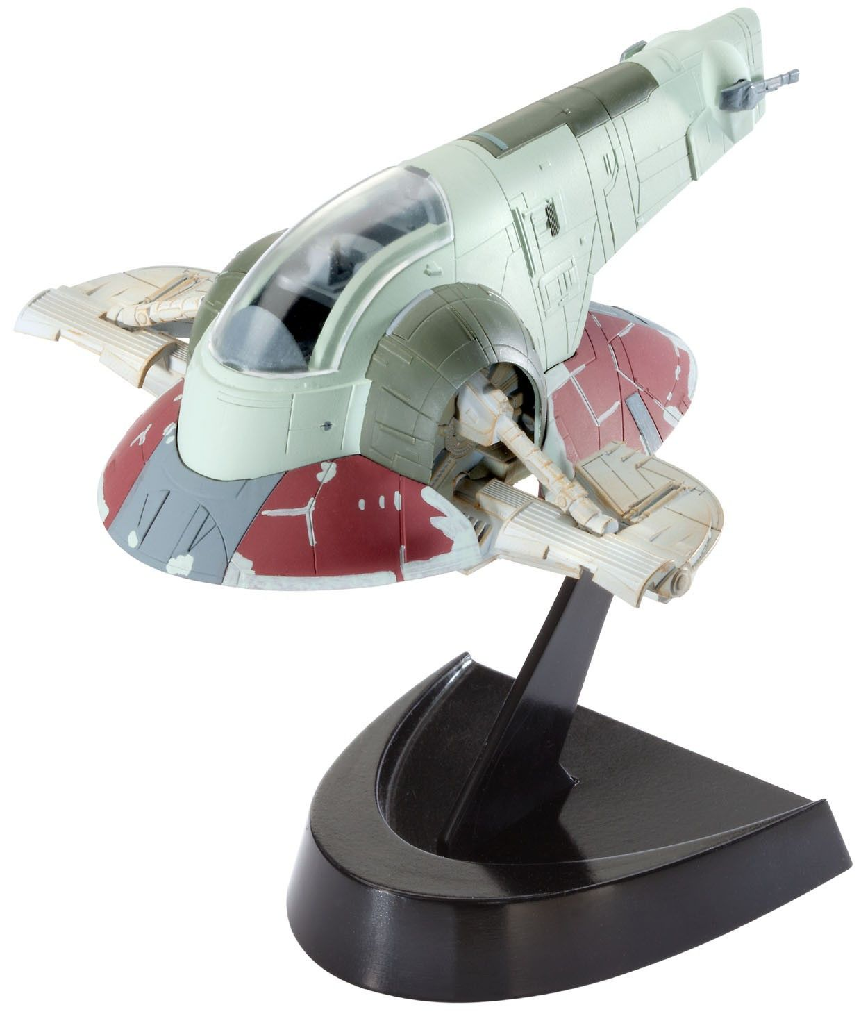 Сглобяем модел на космически кораб Revell Easykit Pocket STAR WARS - Boba Fett's Slave I (06736) - 1