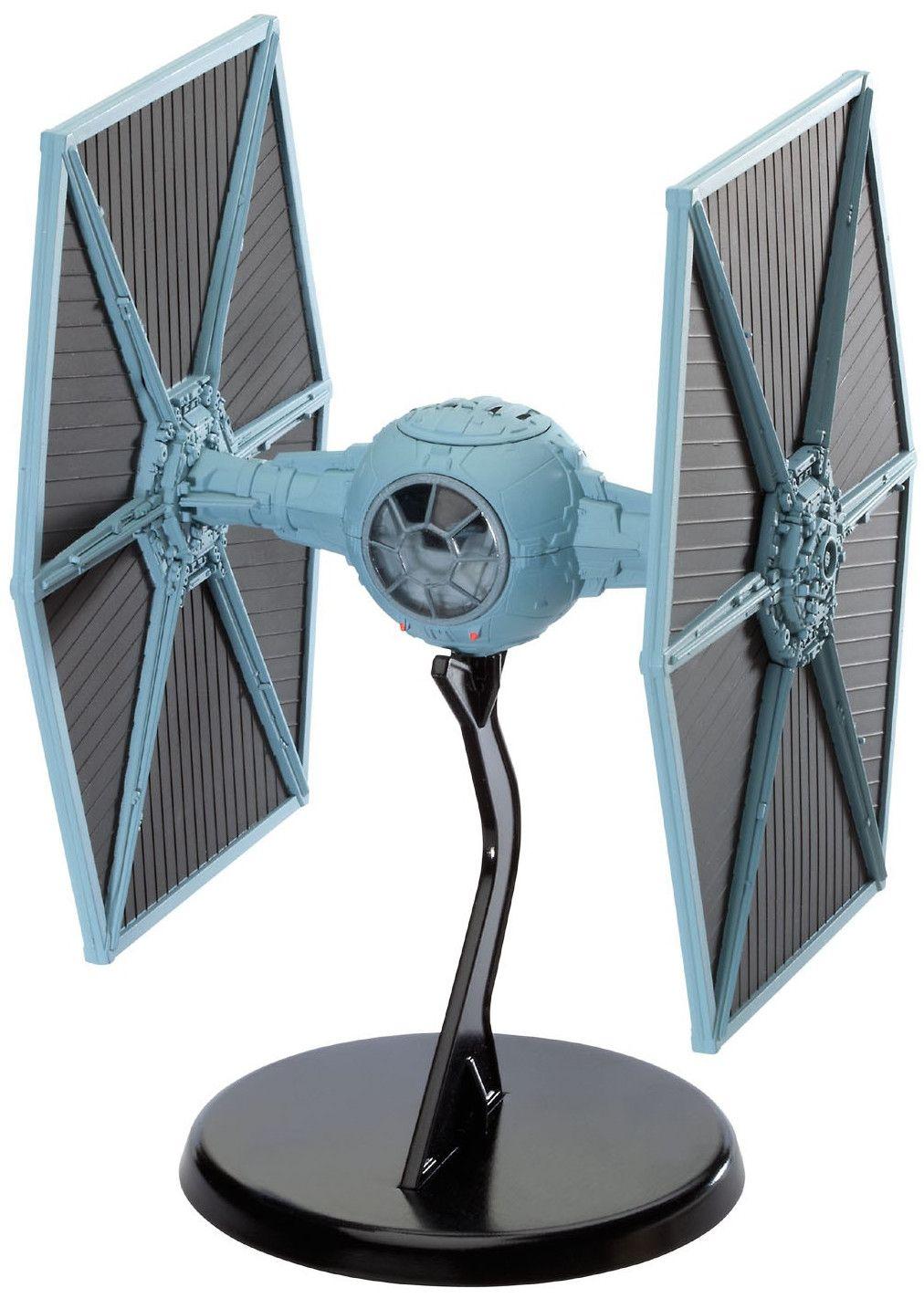 Сглобяем модел на космически кораб Revell Easykit Pocket STAR WARS - TIE Fighter (06734) - 1