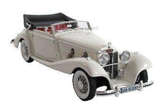 Сглобяем модел на автомобил Revell - Mercedes-Benz 540 K Cabriolet (07001) - 1
