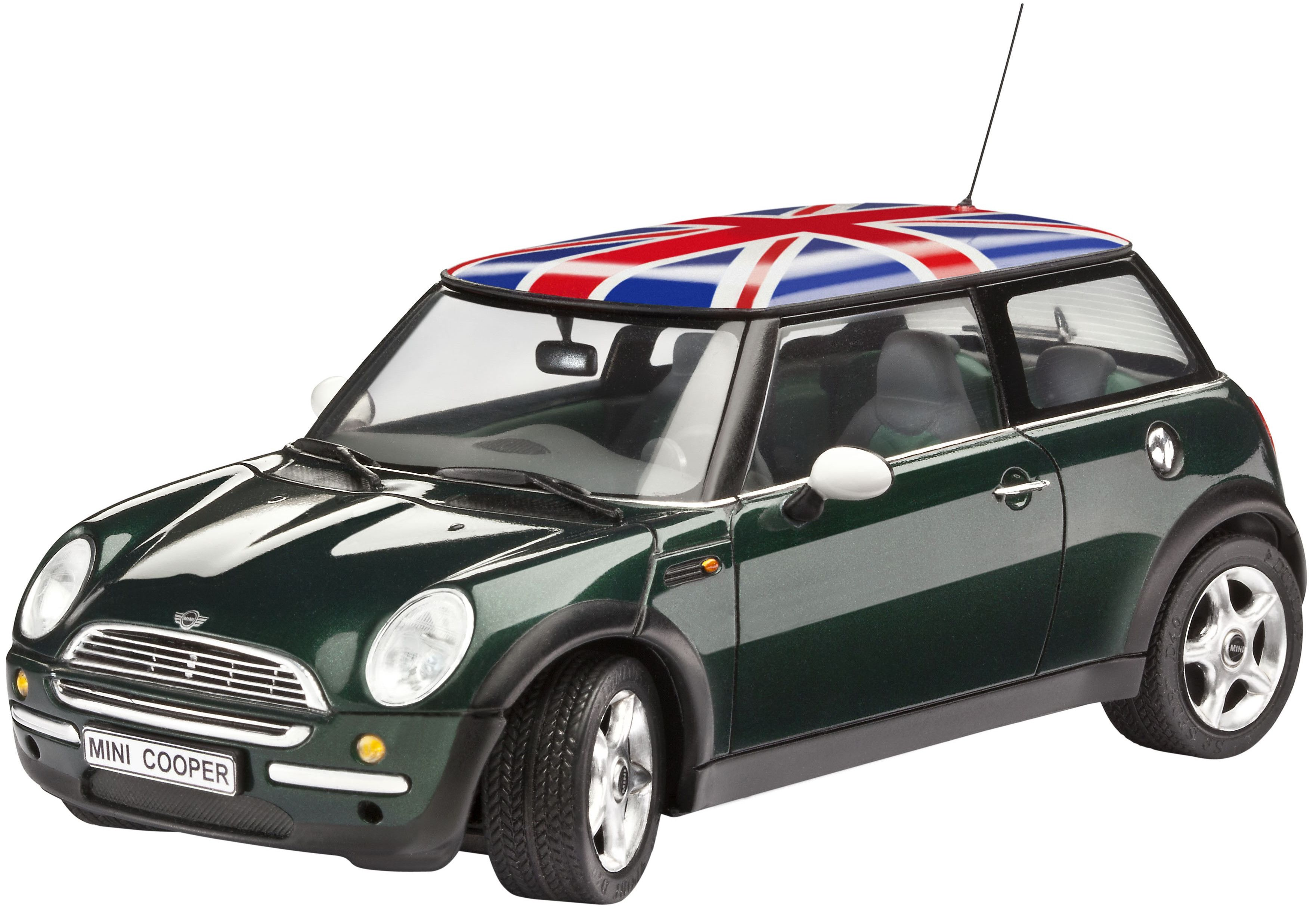 Сглобяем модел на автомобил Revell - MINI Cooper (07166) - 1