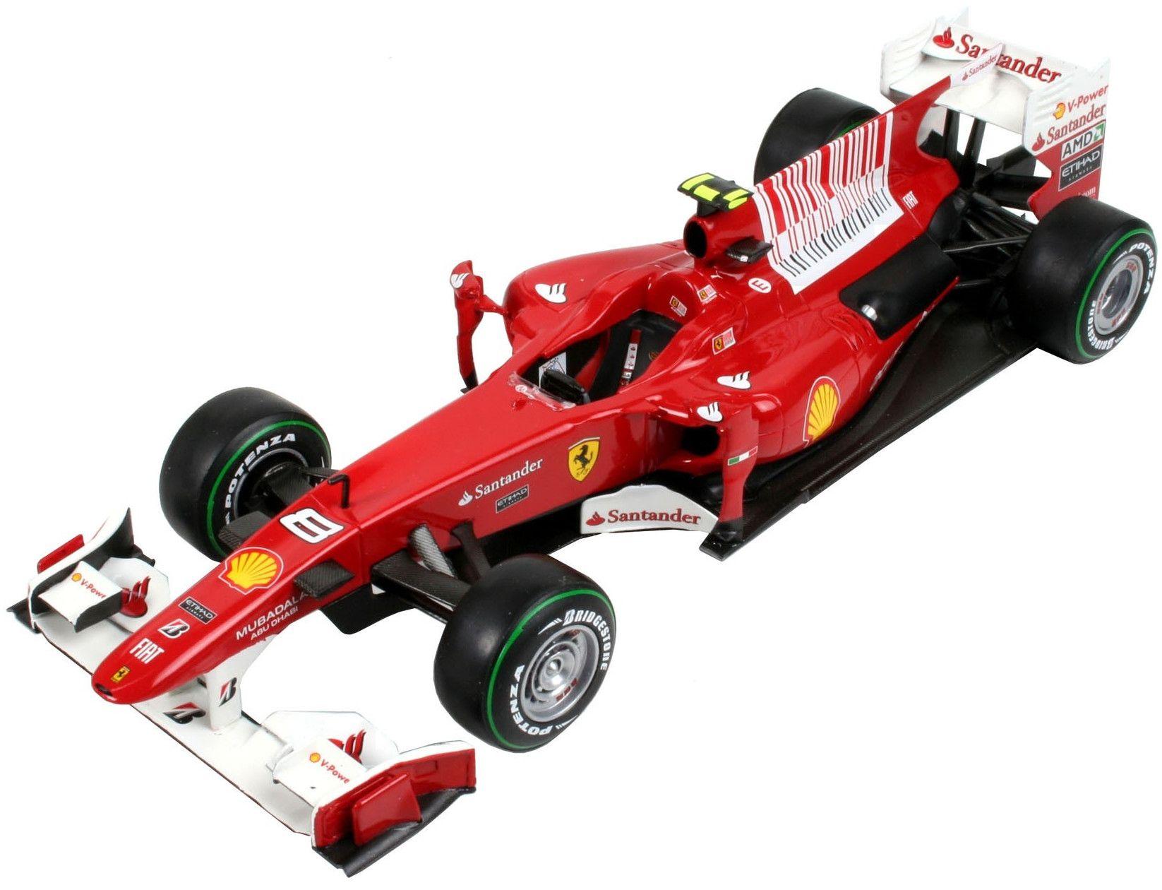 Сглобяем модел на болид Revell - Ferrari F10 (07099) - 1