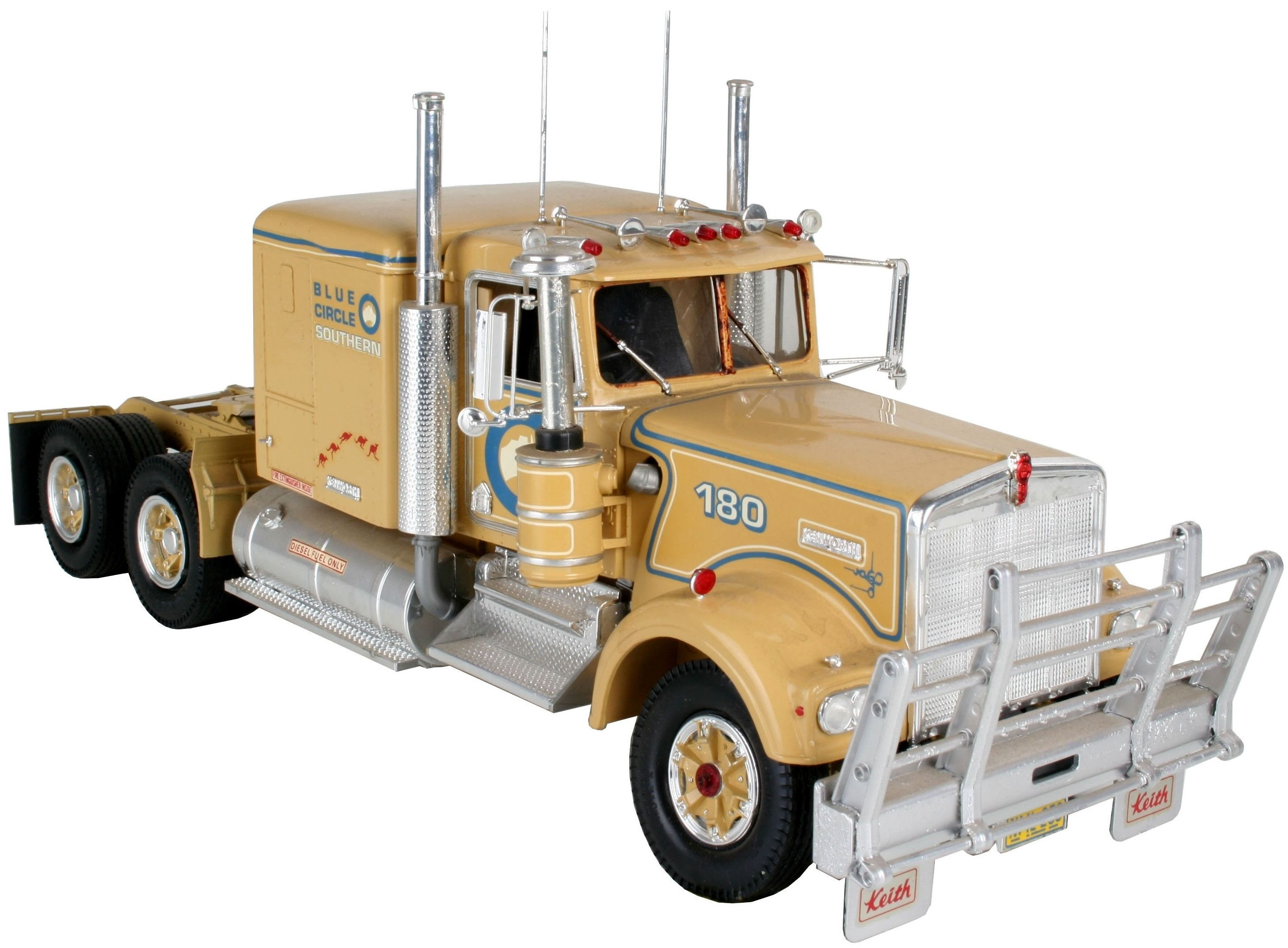 Сглобяем модел на камион Revell - Kenworth Australia (07549) - 1