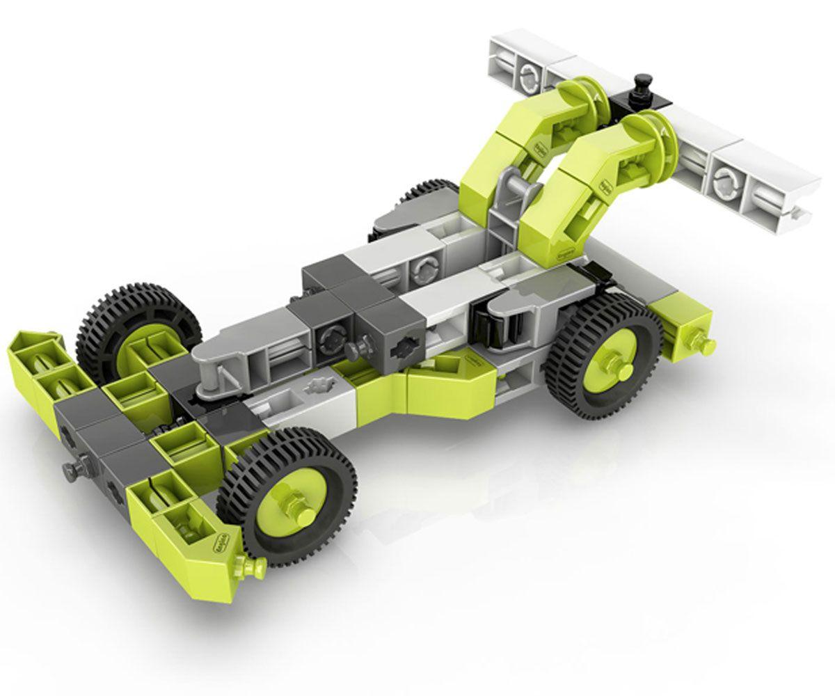 Конструктор Engino Inventor - 8 модела коли - 3