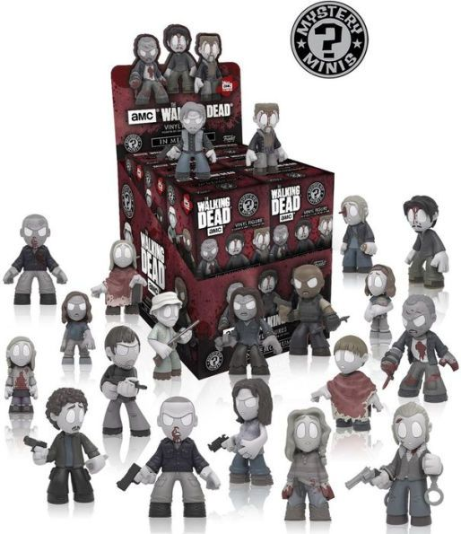 Mини Фигура Funko: The Walking Dead AMC In Memoriam - Mystery Minis Blind Box - 1