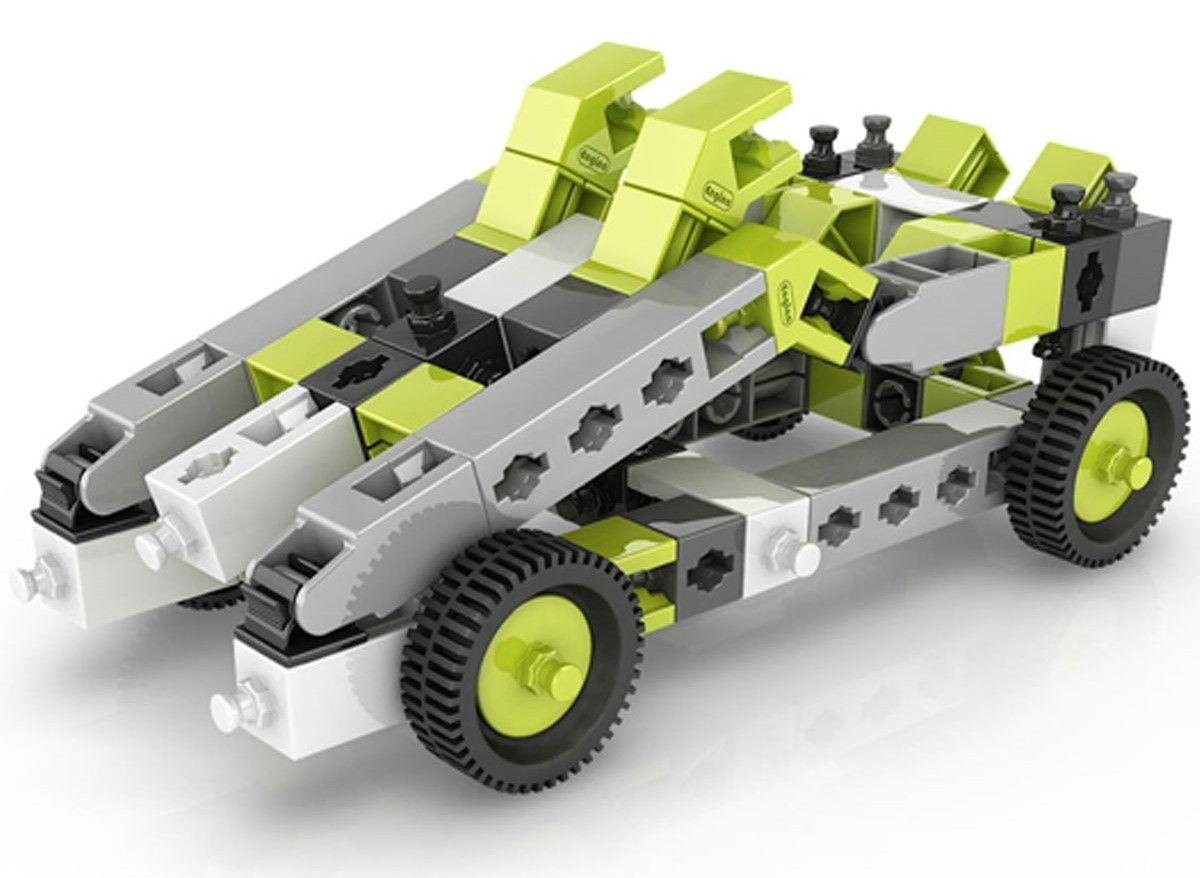 Конструктор Engino Inventor - 8 модела коли - 10