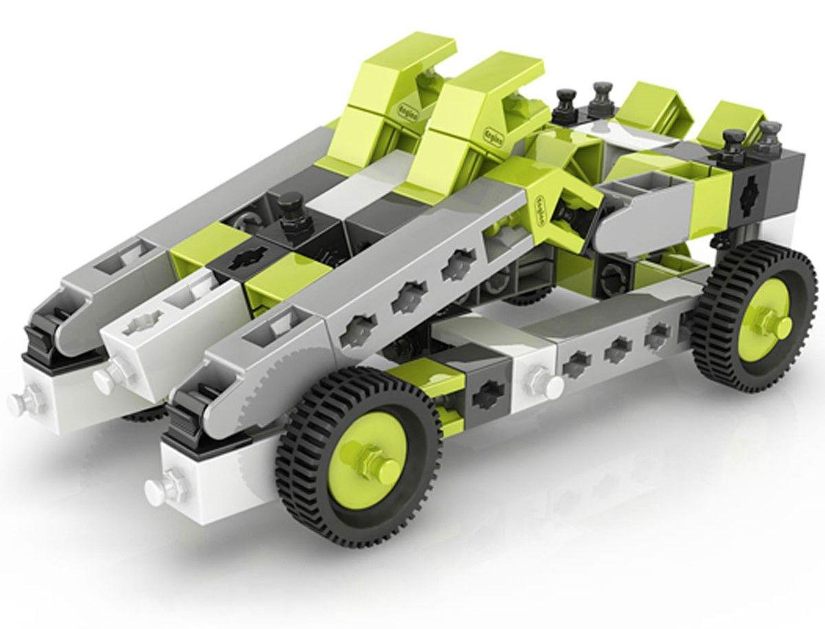 Конструктор Engino Inventor - 8 модела коли - 4