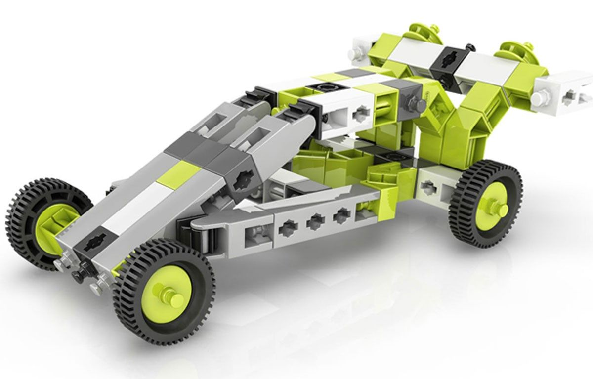 Конструктор Engino Inventor - 8 модела коли - 5