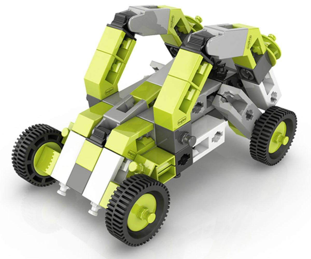 Конструктор Engino Inventor - 8 модела коли - 11
